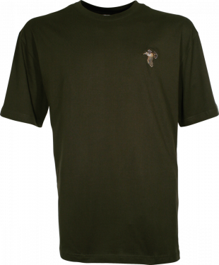 Tee shirt brode chasse