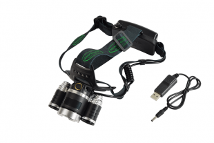 Lampe frontale led pro rechargeable 10w